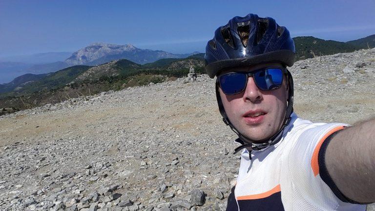 Mtb Samos Mt Karvounis