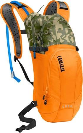 Camelbak lobo oranje camouflage