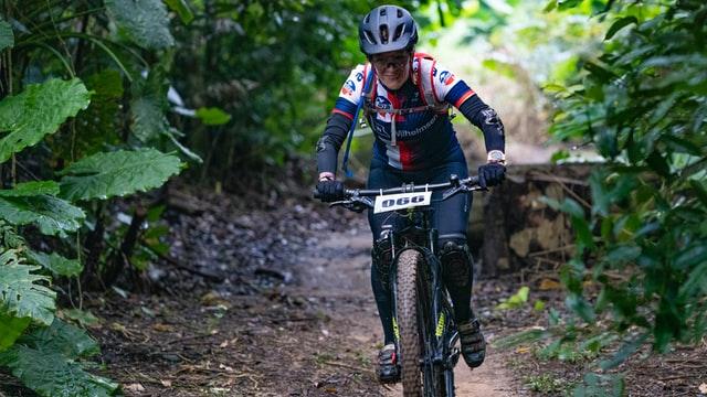 Arm- en beenstukken voor mountainbikers