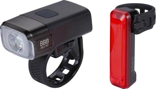 BBB NanoStrike & Signal 2.0 fietsverlichting set