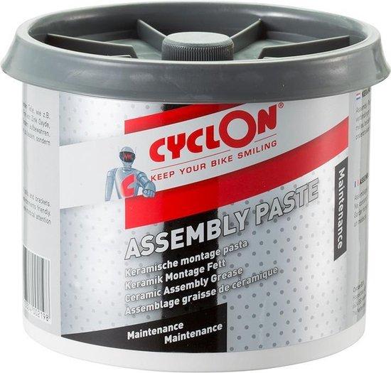 Cyclon montagepasta