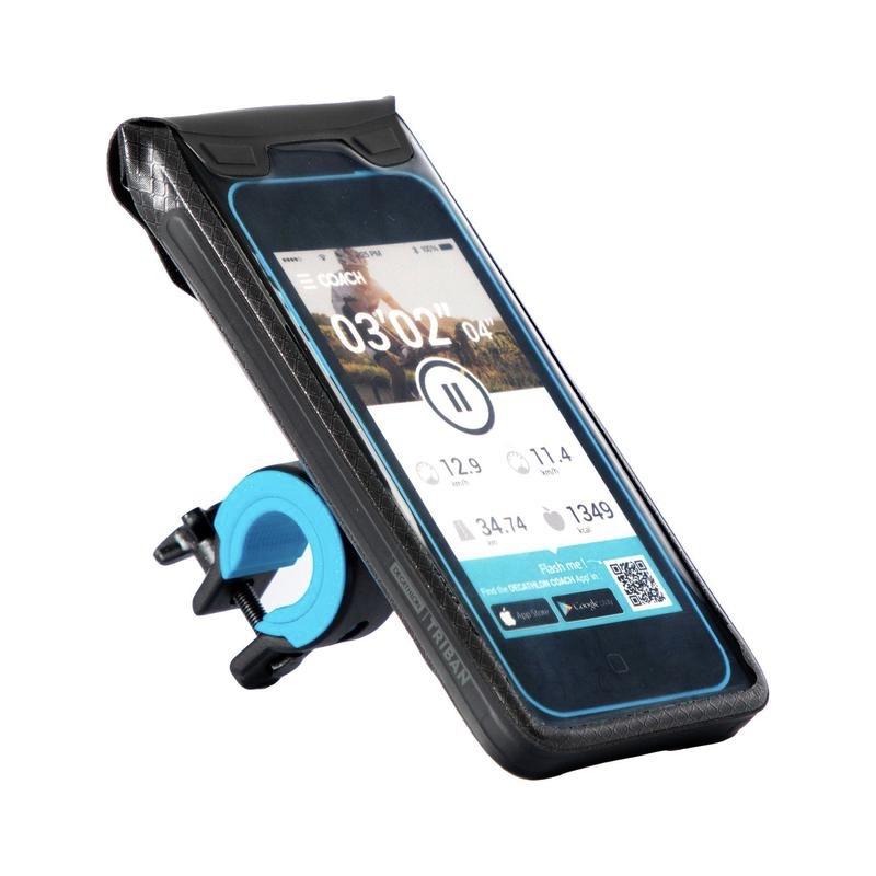 Triban 900L telefoonhouder voor de fiets