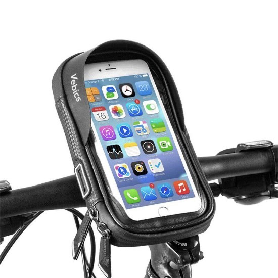Vebics telefoonhouder voor de fiets