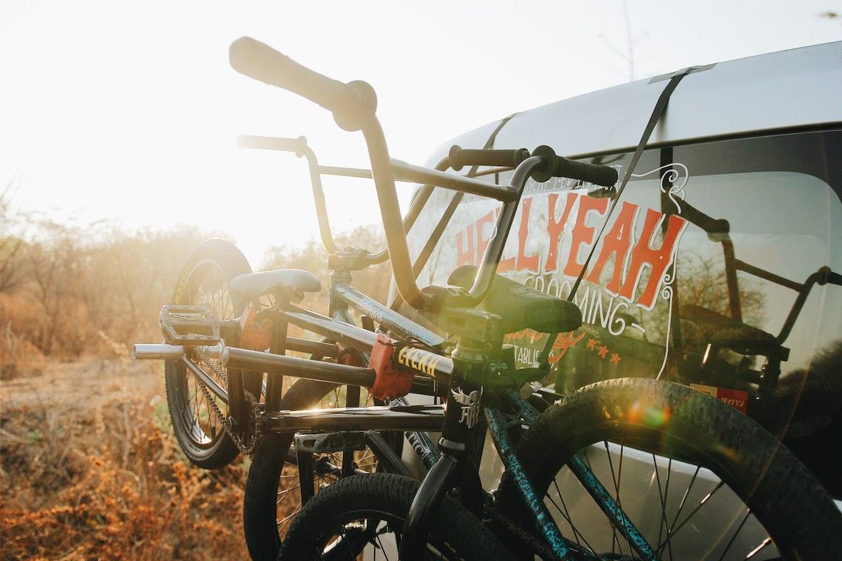 Beste fietsendrager zonder trekhaak