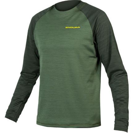Endura singletrack mtb shirt met lange mouwen