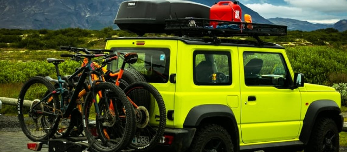Beste fietsendragers voor mountainbikes